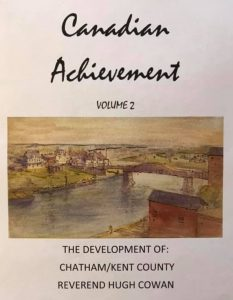 Cover of Canadian Achievement Volume 2